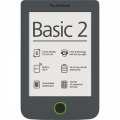 614 Basic 2 6'' e-book grey POCKETBOOK