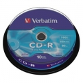 CD-R 700MB 52x 10SP VERBATIM